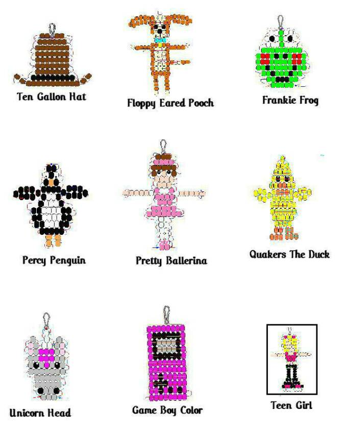 Pony Beading Patterns - LoveToKnow: Answers for Women on Family